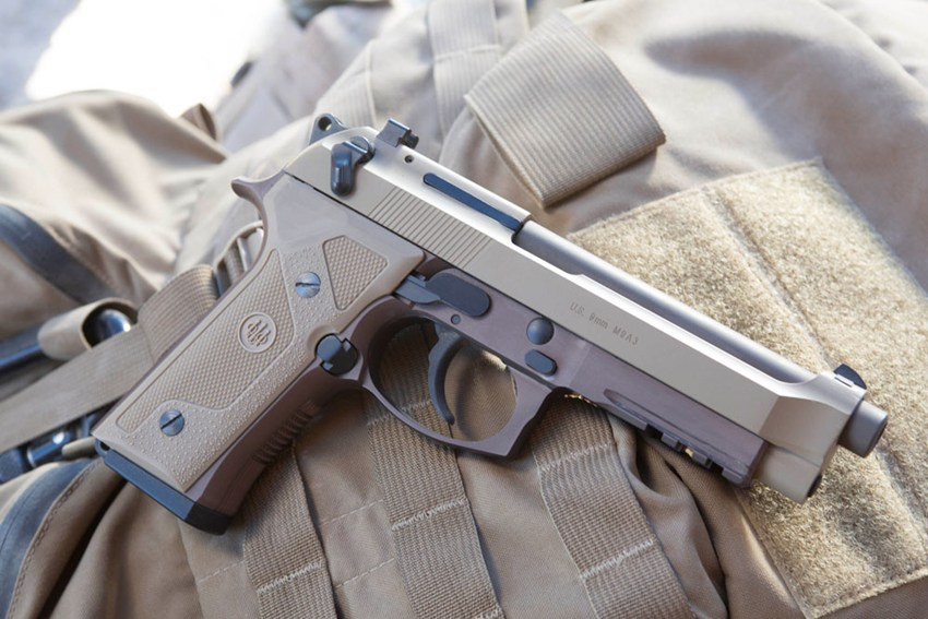 Top 10 Handguns of 2015