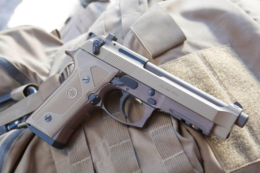 Top 10 Handguns of 2015