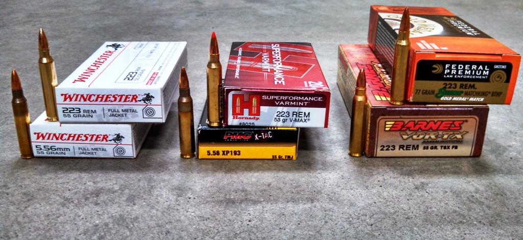 5.56mm NATO vs. .223 Remington
